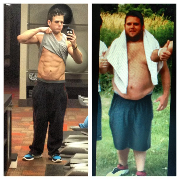 Interview 2: How Max Bradley Lost 115 Pounds