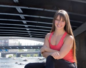 Nutrition, Fitness & Powerlifting Coach Haley Kniestedt